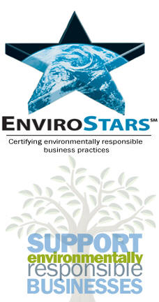EnviroStars Certifying environmentally responsible business practices